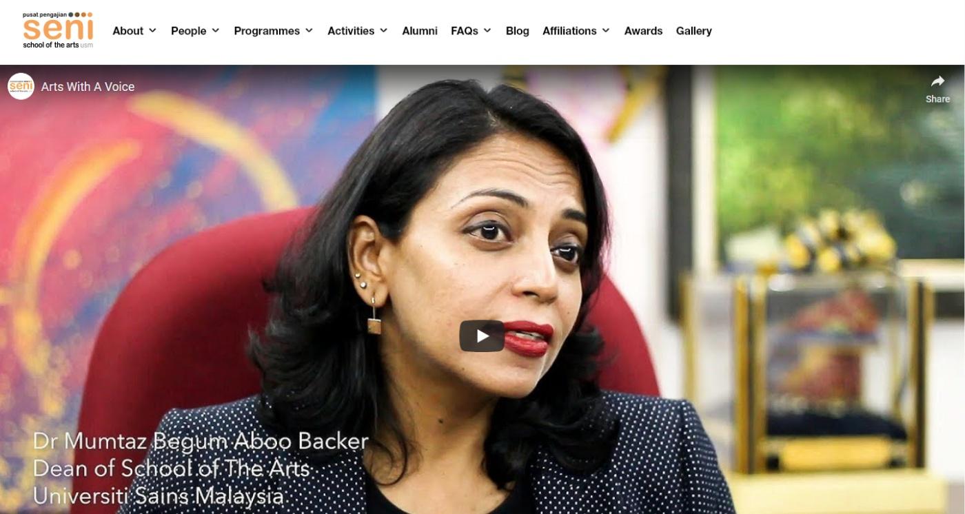 school of the arts website 1
